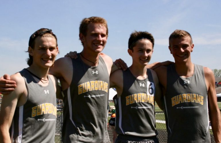 SMA 4x800 Relay State Champs